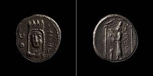 Manbij - Abd-Hadad's coin
