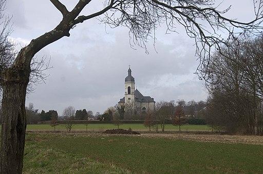 Abdij van Vlierbeek - Kerk