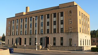 United States Post Office and Courthouse–Aberdeen United States historic place