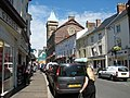 Abergavenny - Cross Street and the Market Hall - geograph.org.uk - 499532.jpg
