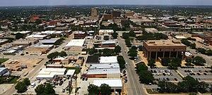 Abilene, Texas - Downtown Abilene