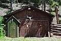 Absaroka Mountain Lodge storage cabin.jpg