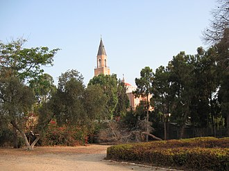 Abu Kabir - Gardens in Abu Kabir