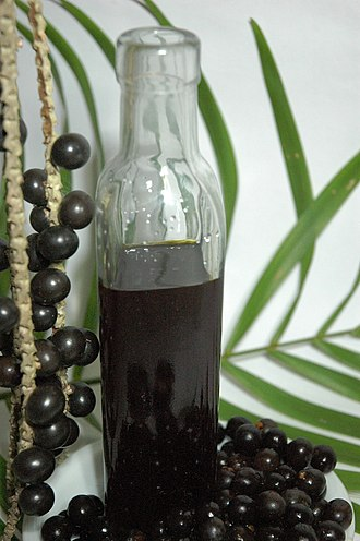 Açaí palm - Açai oil