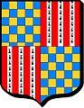 Achard de Vérac Pommiers Thiou Théon branche cadette 1489 1698.jpg