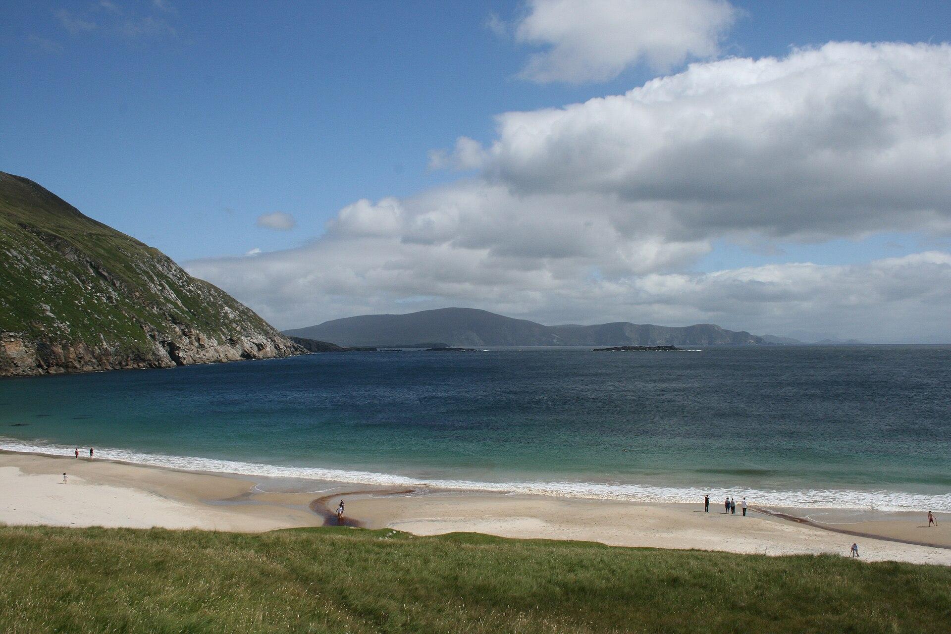 Comment Aller Sur Achill Island