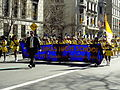 Acquinas High School marching.jpg