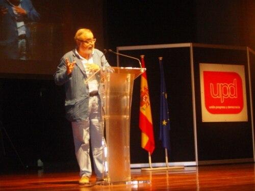 Acto fundacional UPD2