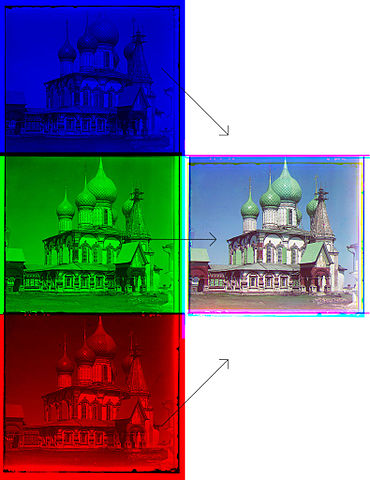 Sergei michailowitsch prokudin gorski wikipedia auto for Etymologie architecture