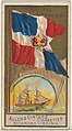 Admiral, San Domingo, from the Naval Flags series (N17) for Allen & Ginter Cigarettes Brands MET DP834936.jpg
