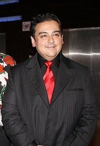 Adnan Sami - Image: Adnan Sami 2007 still 17966 crop