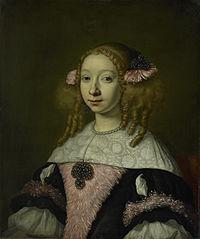 Adriana Jacobusdr Hinlopen (born 1646), wife of Johannes Wijbrants