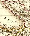 Adrien-Hubert Brué. Asie-Mineure, Armenie, Syrie, Mesopotamie, Caucase. 1822 (BF).jpg