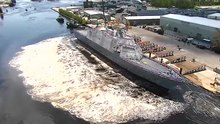 File:Aerial Video of LCS 15 Launch.webm