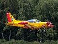 Aermacchi SF260 - SIAI Marchetti SF-260 (44) at Kleine Brogel Air Base, Belgium 2005.JPG