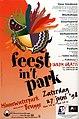 Affiche Feest in't Park Brugge 1998.jpg