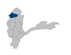 Kuf Ab District was formed within Khwahan District in 2005