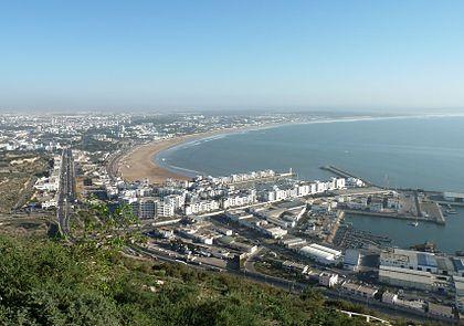 Agadir, décembre 2011