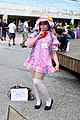 Aiki Kouwa as Patchouli Knowledge, The Embodiment of Scarlet Devil at FF26 20150830a.jpg
