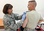 Air Force leadership in Bagram stay up-to-date on vaccines DVIDS224680.jpg