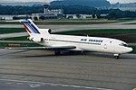 Air France Boeing 727-228 F-BOJB (27240623765).jpg