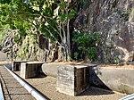 Air raid shelters at Howard Smith Wharves in Brisbane 01.jpg