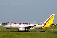 D-AGWH - A319 - Eurowings