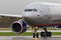 VQ-BCU - A333 - Aeroflot