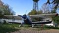 Airplane. September 2015. - Самолёт. Сентябрь 2015. - panoramio.jpg