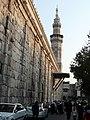 Al-Gharbiyya minaret and west wall (5347770503).jpg