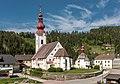 Albeck Sirnitz Pfarrkirche hl. Nikolaus und Karner 06052015 3198.jpg