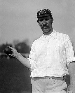 Albert Trott Australian cricketer