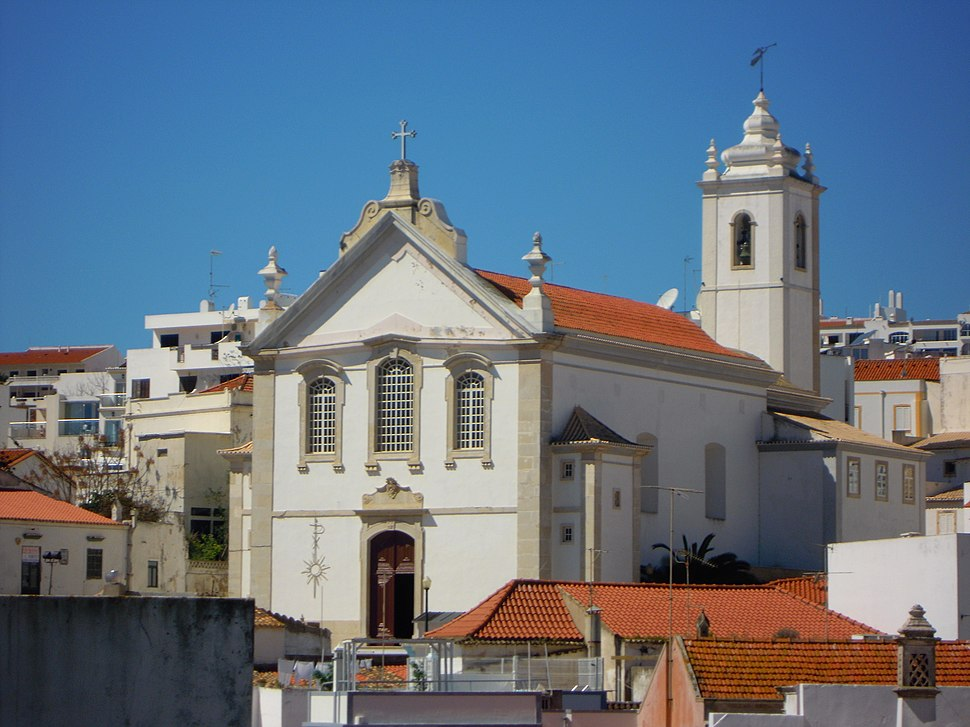 Albufeira Igreja Matriz 25 March 2015