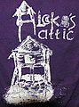 Alekas Attic T-Shirt Logo from Tour in 1991.jpg