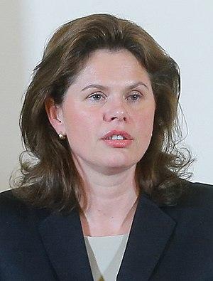 Alenka Bratušek - Image: Alenka Bratušek 2013 06 10