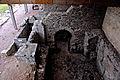 Alesia, Ausgrabungen, Unterkellerung des Ucuetis-Tempels.0020.JPG