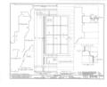 Alexander McLean House, 156 Carey Avenue, Wilkes-Barre, Luzerne County, PA HABS PA,40-WILB,4- (sheet 6 of 11).png