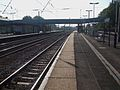 Alexandra Palace stn northbound platform 3 look south.JPG
