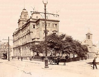 Swansea Metropolitan University - Alexandra Road campus (1890s)
