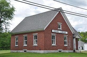 Alexandria, New Hampshire - Haynes Library