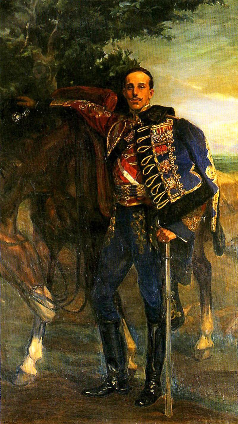 何塞梦恋德连特西班牙画家 José Mongrell Torrent (Spanish, 1870–1937) - 文铮 - 柳州文铮