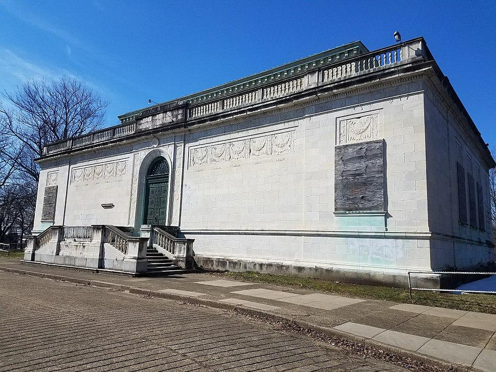 Alfred O Deshong Memorial