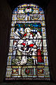 All Saints Church Farley, Wiltshire, England - stained glass window.jpg
