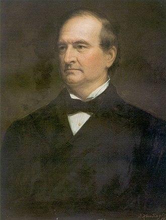 Alphonso Taft - Secretary of War Alphonso Taft