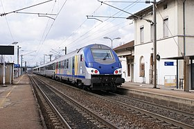 Image illustrative de l'article Gare de Mulhouse-Dornach