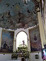 Altar Parroquia del Carmen en Chiautempan, Tlaxcala 01.jpg