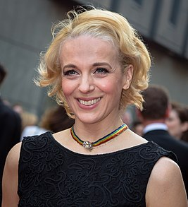 Amanda Abbington at the 2015 Laurence Olivier Awards.jpg