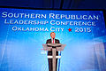 Ambassador John Bolton at the Southern Republican Leadership Conference, Oklahoma City, OK May 2015 by Michael Vadon 02.jpg