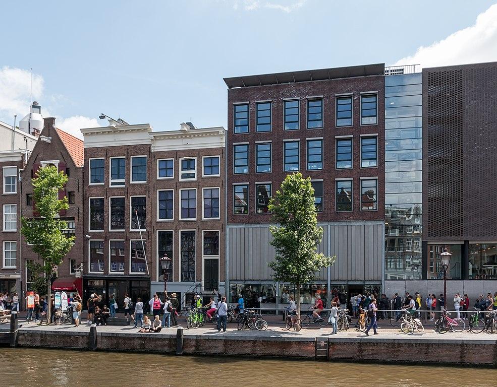 > Museo di Anna Frank, il più visitato Amsterdam © Dietmar Rabich