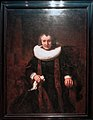 Amsterdam - Rijksmuseum - Late Rembrandt Exposition 2015 - Portrait of Margaretha de Geer, Wife of Jacob Trip 1661.jpg